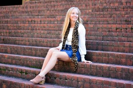 a fall trend cheetah