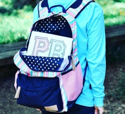 a instagram backpack