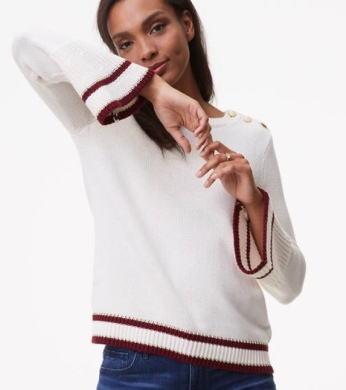 aa bell sleeve sweater