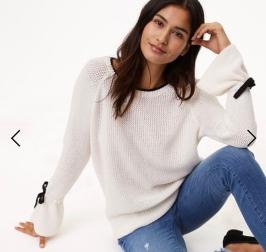aa tie sweater